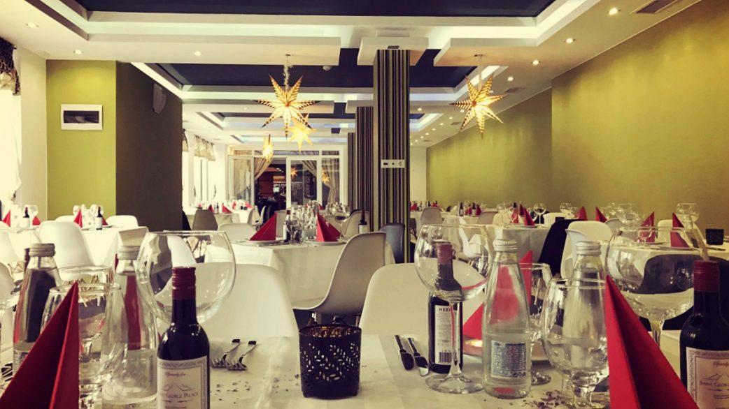 Saint George bansko Hotel Restaurant
